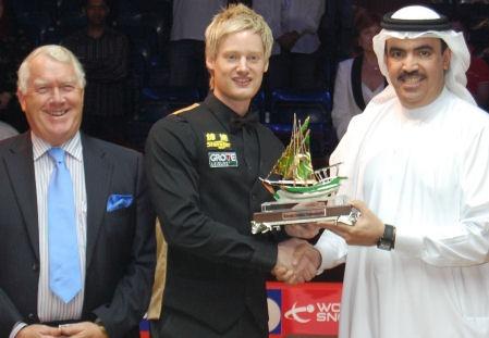 Bahrain Championship 2008