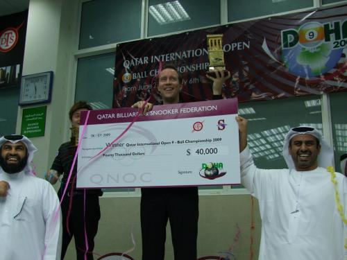 2009 Qatar International Open 9-Ball Championship
