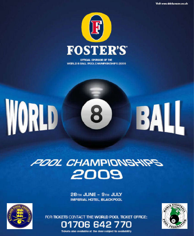 2009 World Eightball Pool Championships
