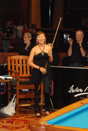 Billiard pulse second us open title for ga young kim - Karen muir swimming pool kimberley ...