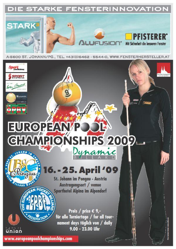 European Pool Championships 2009