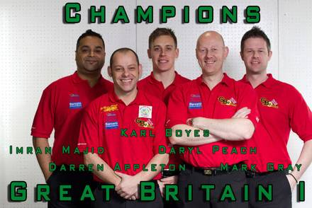 Pool World Team Championship 2010