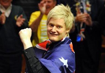 Betfred.com World Snooker Championship 2009